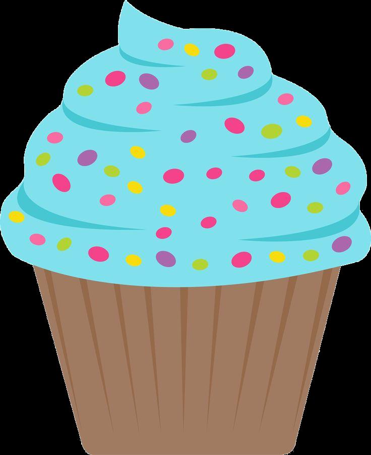 Birthday Cupcakes Clip art American Muffins.
