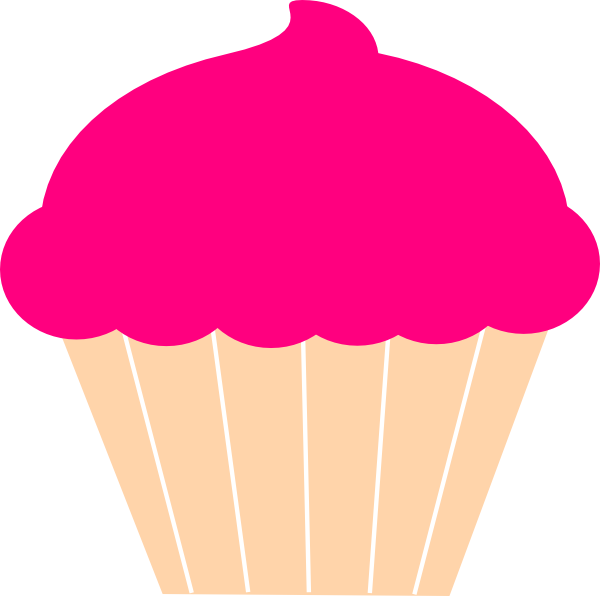 Free Cupcake Silhouette, Download Free Clip Art, Free Clip.