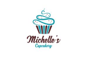 Cupcake Logo Maker.