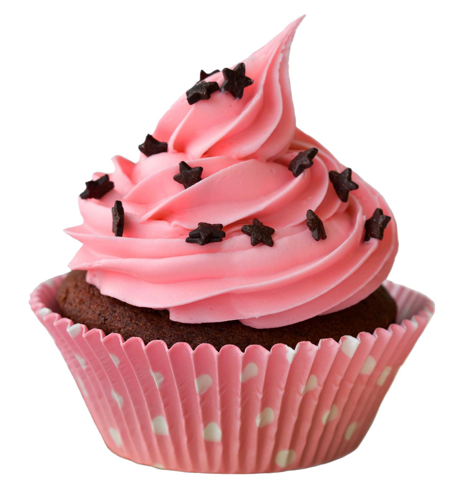 Cupcake PNG Image.