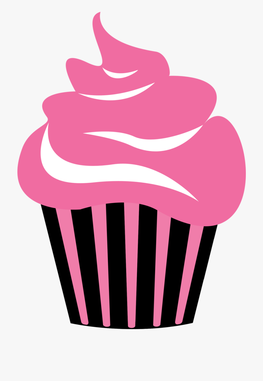 Thankful Clipart Cupcake.