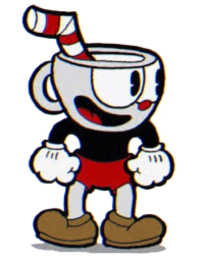 Cuphead PNG.