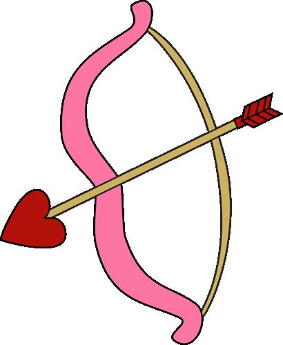 Cupid bow clipart 2 » Clipart Station.