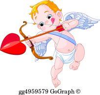 Cupid Clip Art.