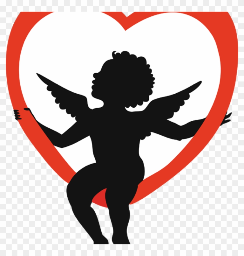 Cupid Clipart V Day.