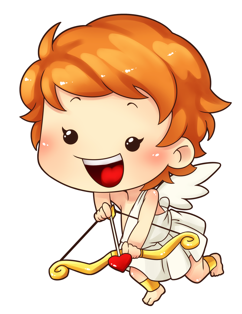Cupid clipart #9