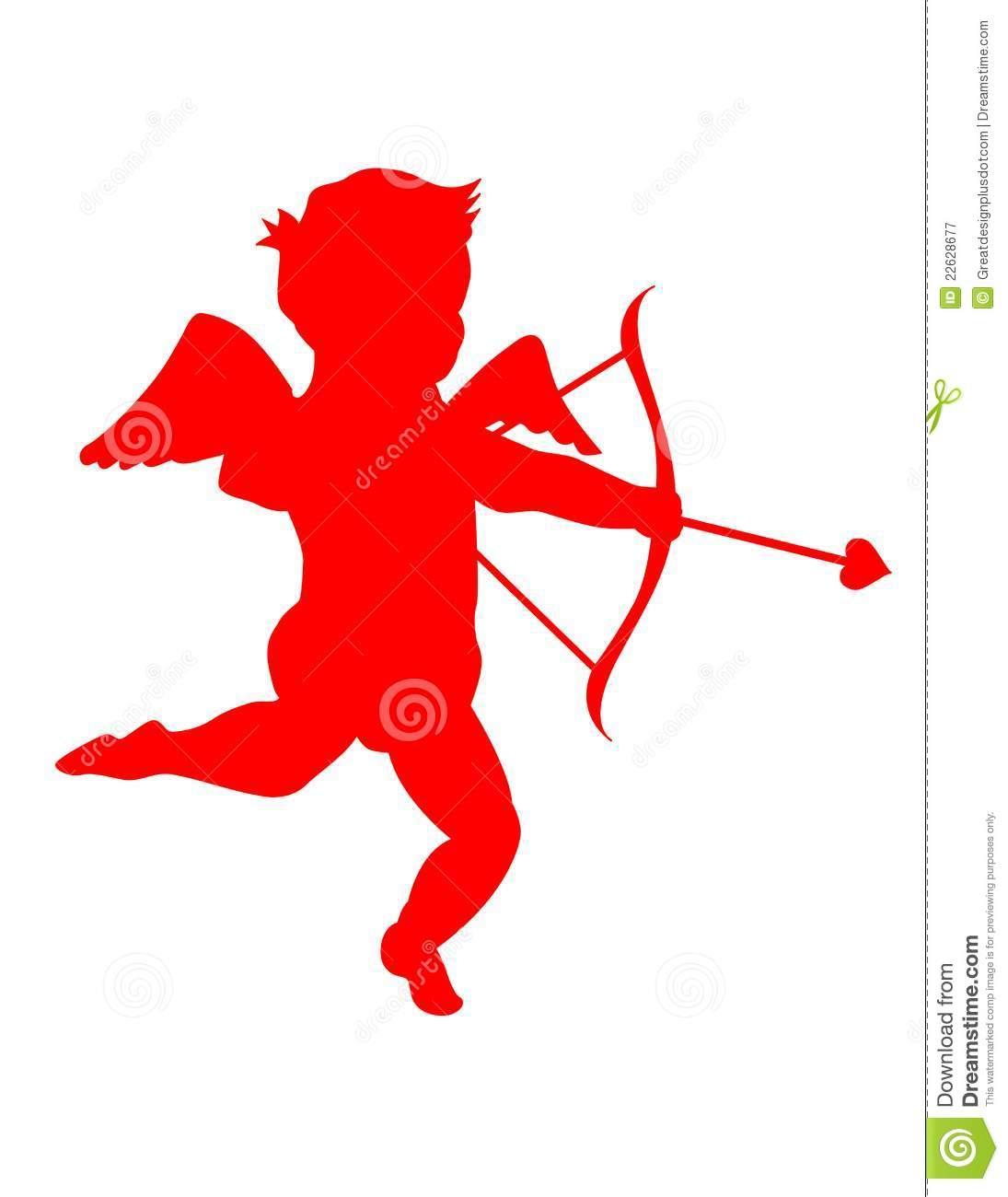 Cupid! Eps / Clip Art / Jpeg Stock Vector.