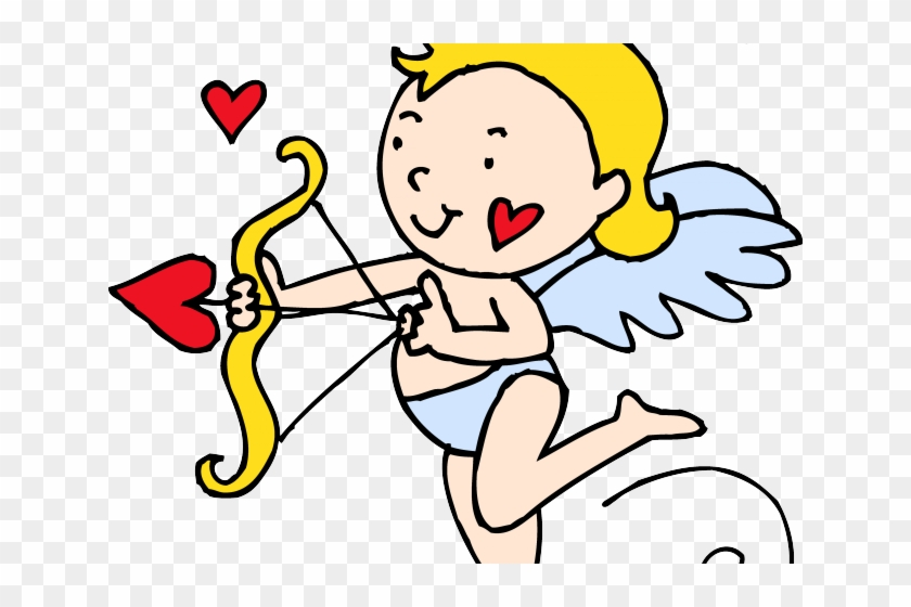 Cupid Clipart Heart Drawing.