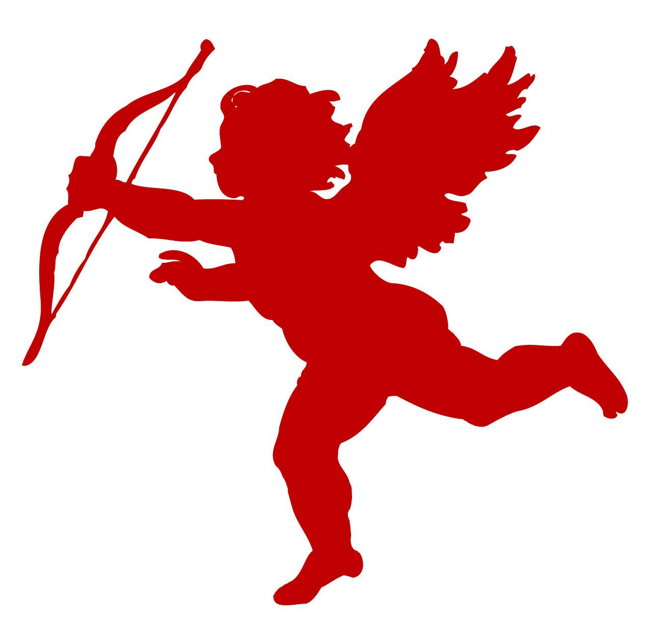 Valentines Day Cupid For Valentine Cliparts.