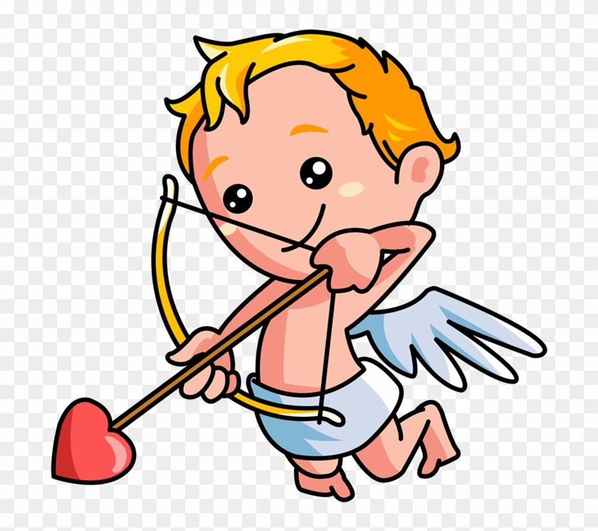 Valentines day cupid clipart 5 » Clipart Portal.