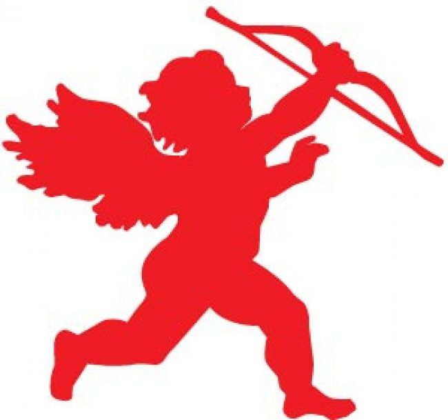 Red cupid clipart » Clipart Station.