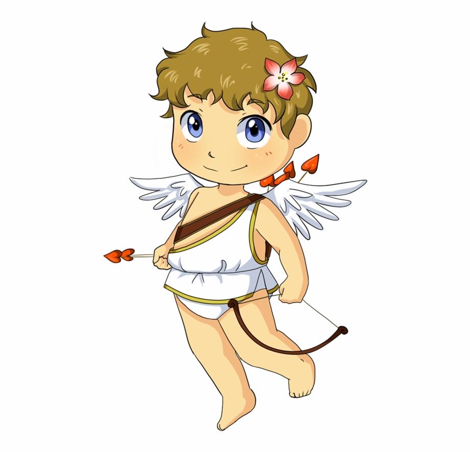 Cute Cupid Clipart.