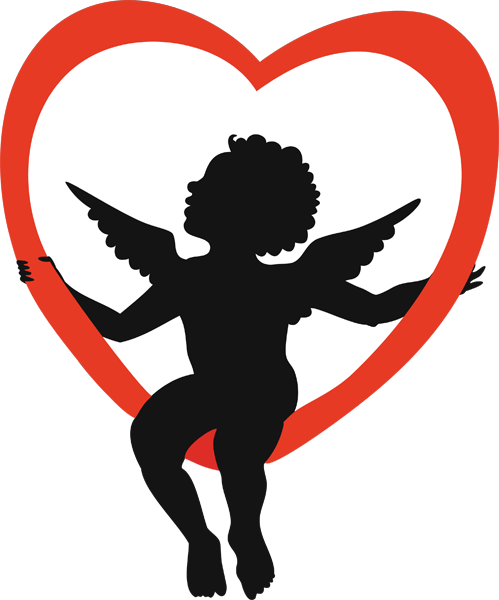 Cupid Clip Art Printable.
