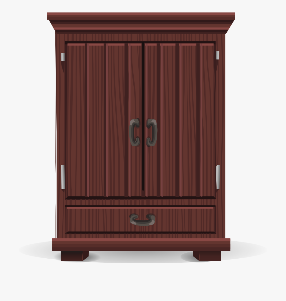 Mahogany Cabinet From Glitch Icons Png.