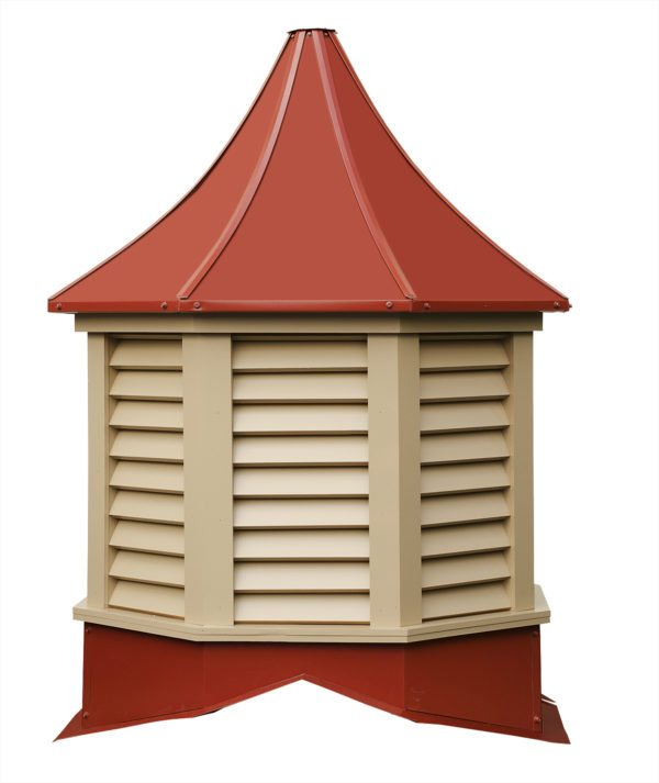 Copper Cupolas for Sale: Add character to your roof.