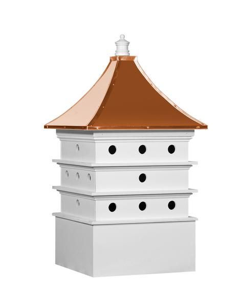 Cupolas.