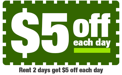 Golf Rental Discount, Coupon Codes and Promos.