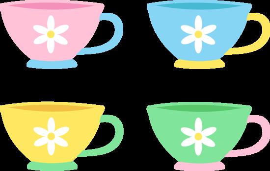 Cups clip art.
