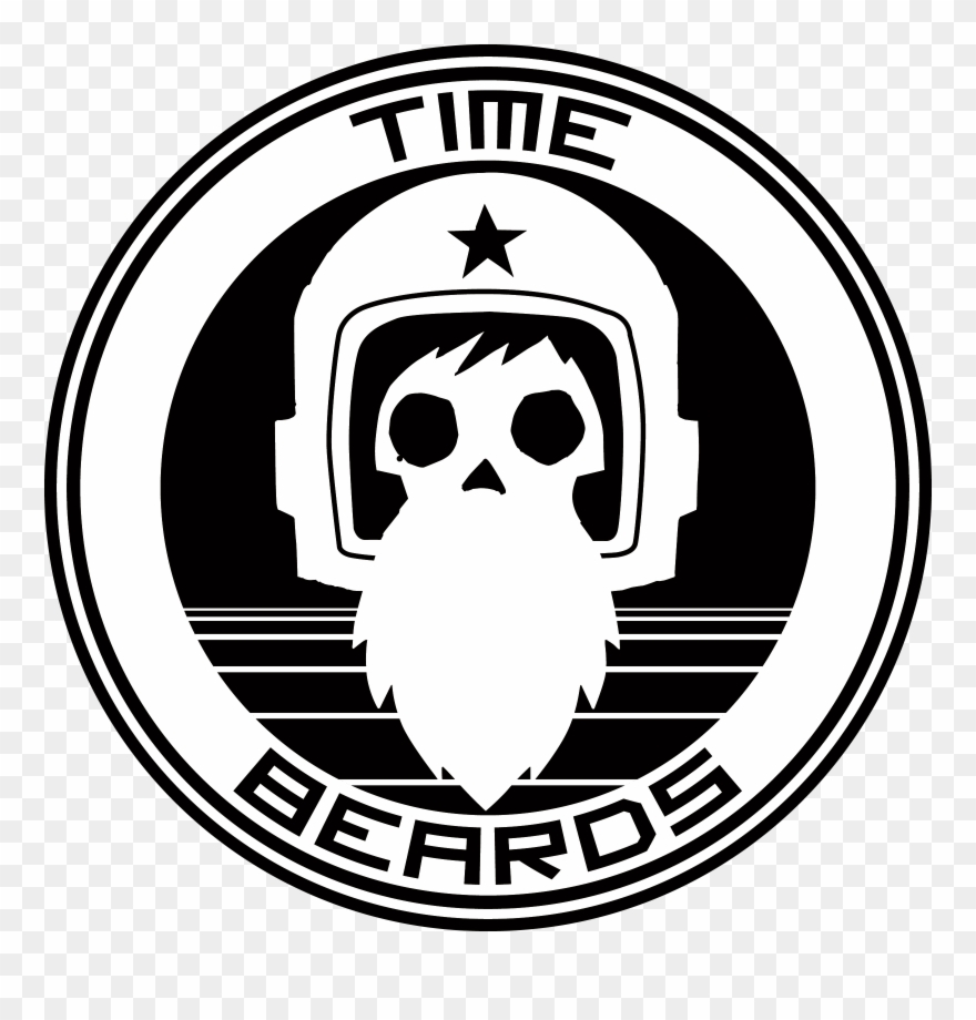 Time Beards Curation Clipart (#2309456).