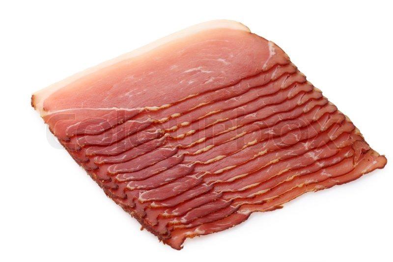 Sliced Smoked Ham images.