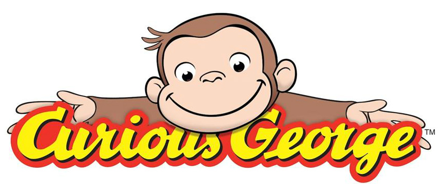 Curious George Clipart.