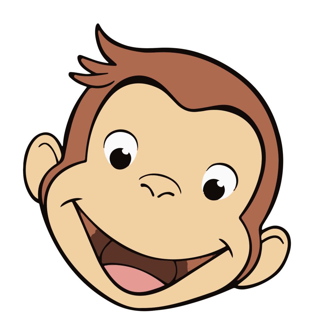 Curious George Face Transfer în 2019.