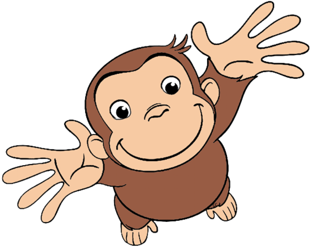 Curious george clipart free 4 » Clipart Station.