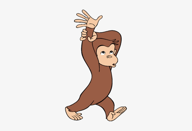 Curious George Png (+).