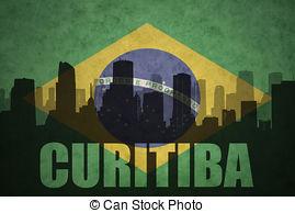 Curitiba skyline Stock Illustration Images. 9 Curitiba skyline.