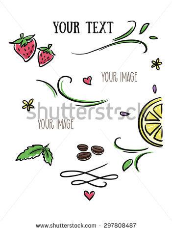 Mint Leaf Vector Stock Photos, Royalty.