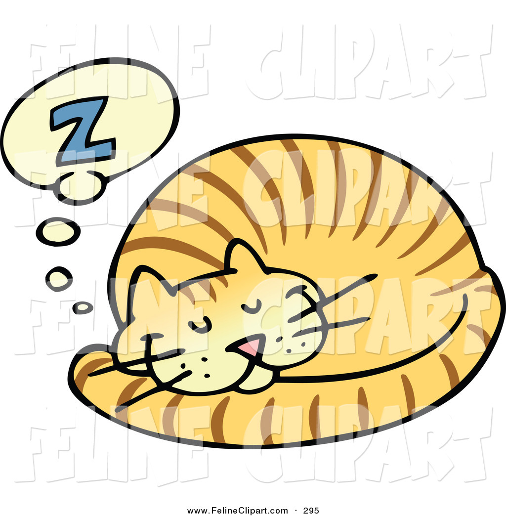 Clip Art Taking A Nap Clipart.