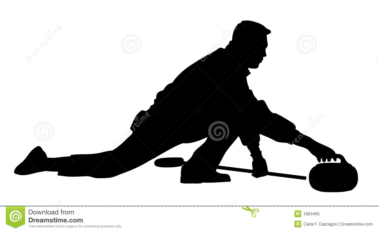 Curling clipart - Clipground