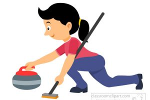 Curling clipart images 1 » Clipart Station.