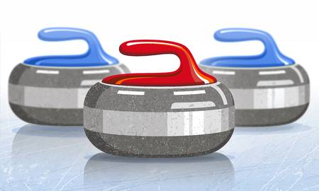 824 Curling Stone Stock Illustrations, Cliparts And Royalty Free.