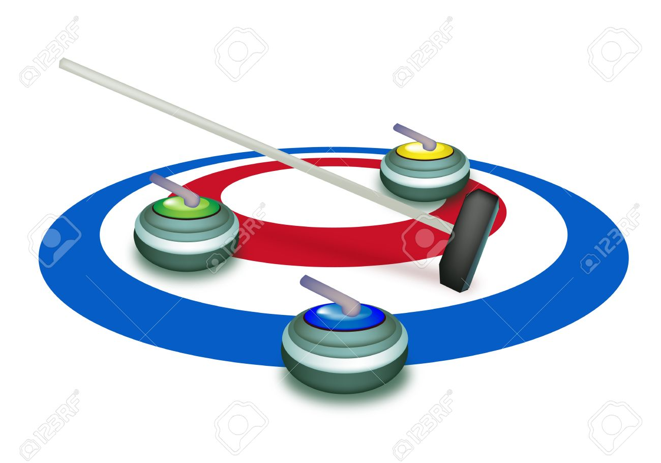 Curling sport clipart 6 » Clipart Station.