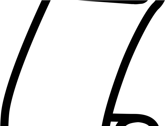 Scroll Clipart Curly Cue , Transparent Cartoon.