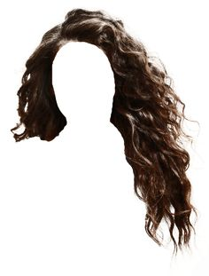 Brown Curly Hair Png & Free Brown Curly Hair.png Transparent Images.