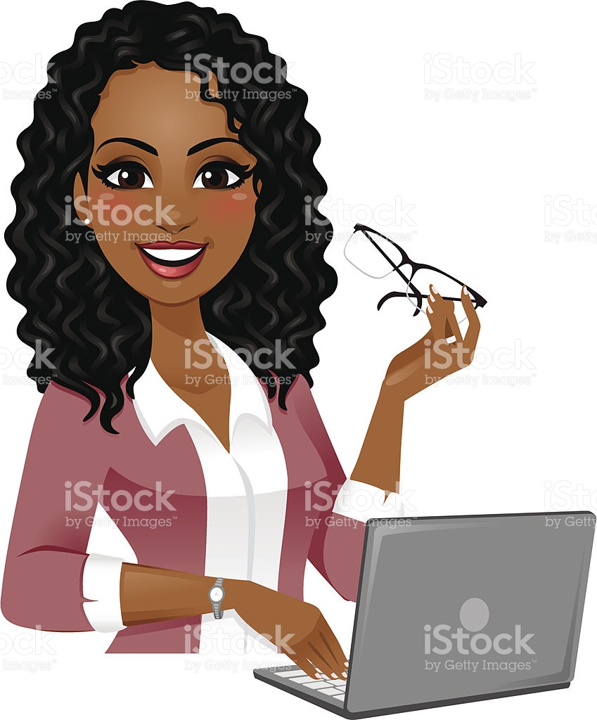 Curly Hair Clip Art, Vector Images & Illustrations.