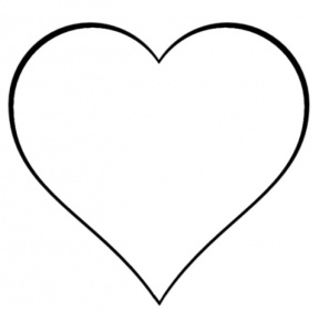 Heart Clipart Outline Png.