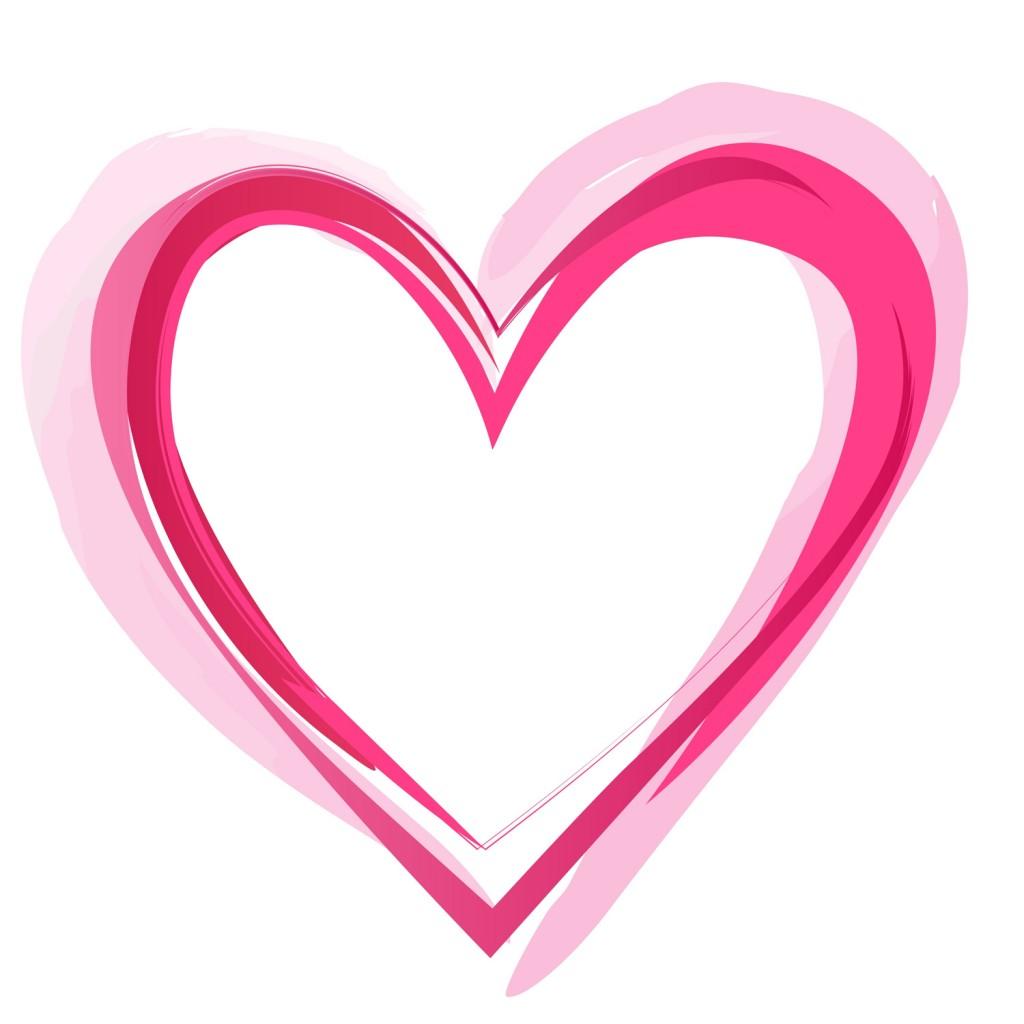 Heart Outline.