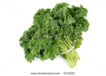 Kale Greenss Clipart.