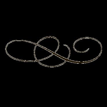 Curl Line Cliparts.