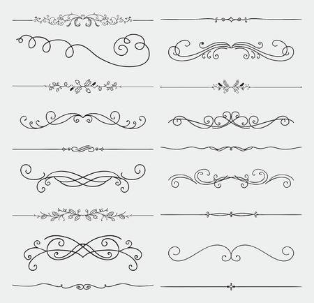 35,788 Curly Lines Stock Vector Illustration And Royalty Free Curly.