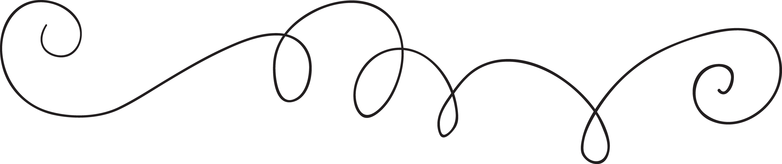 Swirly Lines Png (+).