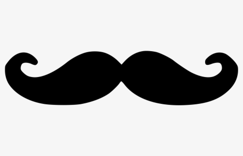 Free Mustache Clip Art with No Background.