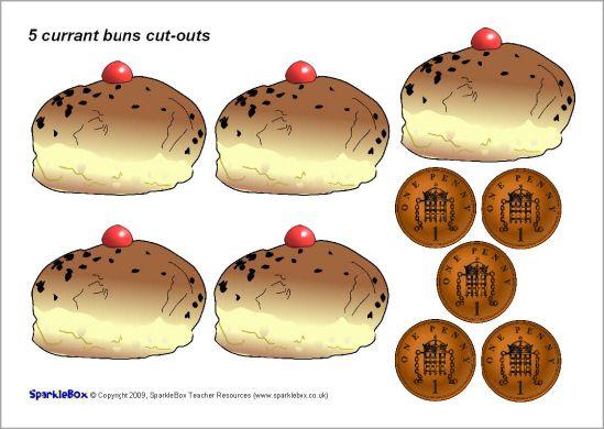 1000+ images about 5 currant buns on Pinterest.