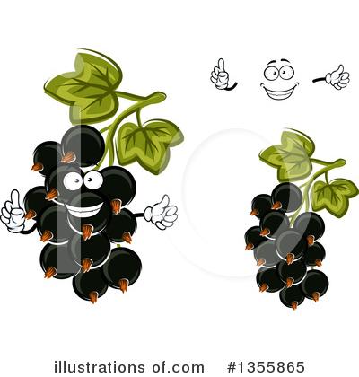 Black Currants Clipart #1355865.