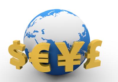 Currencies Clip Art.