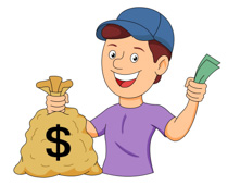 Free Money Clipart.