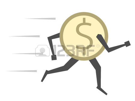 Currency Crisis Stock Vector Illustration And Royalty Free.